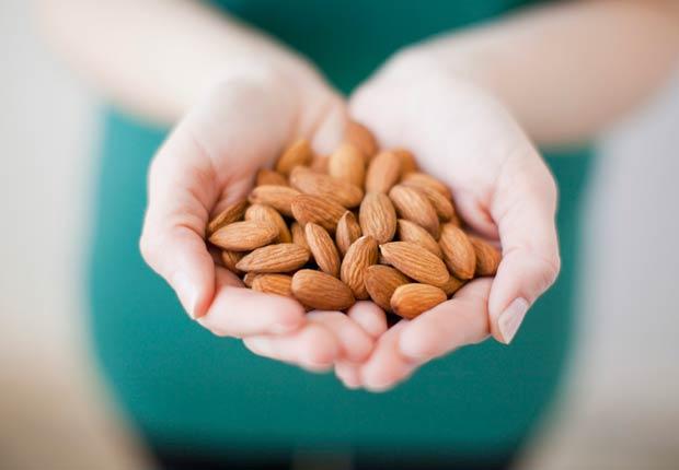 Almendras - alimentos excelentes para su corazón