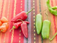 Chiles, Alimentos que mejoran la circulación