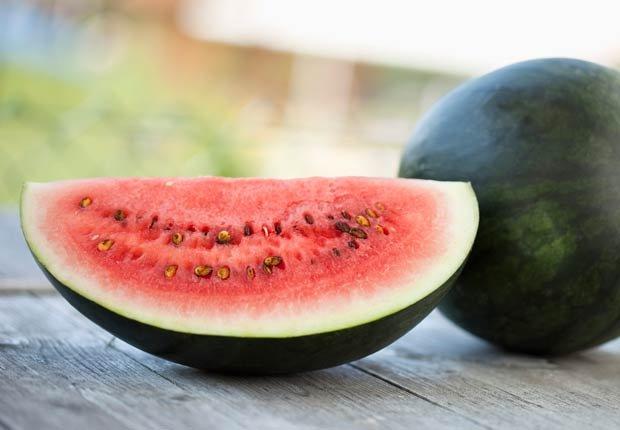 Sandia - melon, Alimentos que mejoran la circulación
