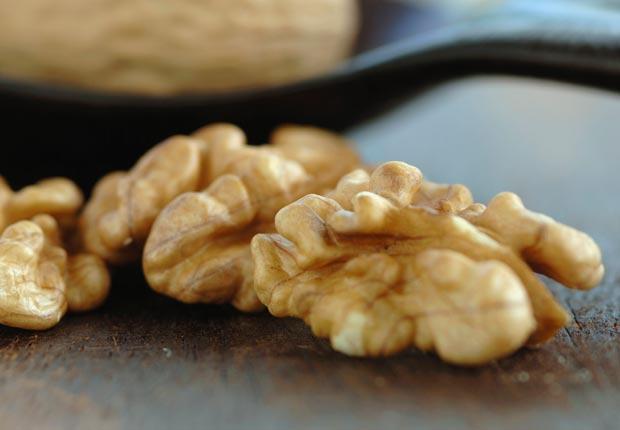 Nueces - Alimentos que ayudan a combatir la depresión