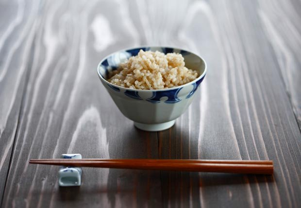 Arroz integral - Alimentos que ayudan a combatir la depresión
