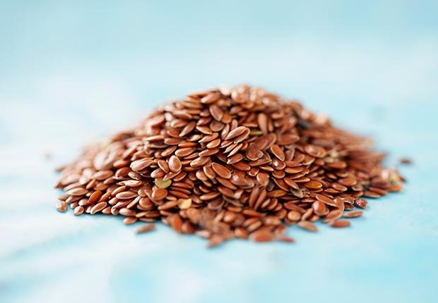 Flaxseed - Crystal Cartier/Getty Images