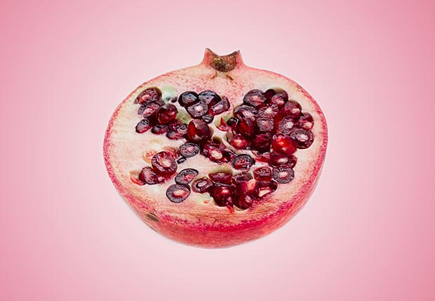 Pomegranate - Alamy