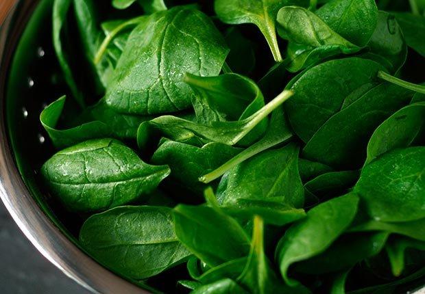 Spinach - Keith Leighton / Alamy