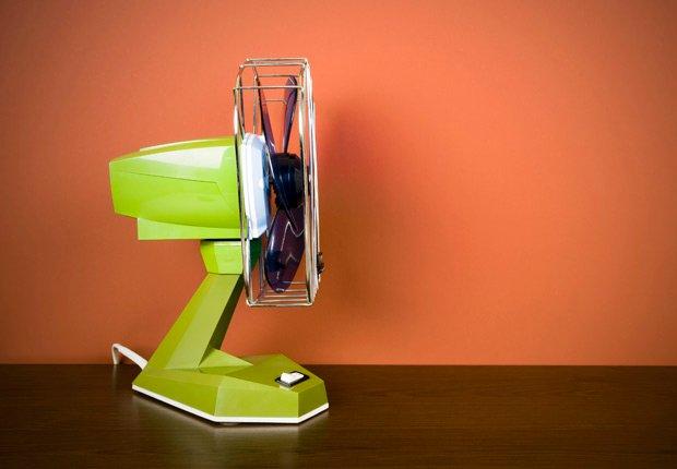 Ventilador eléctrico - Consejos para verse y sentirse bien este verano