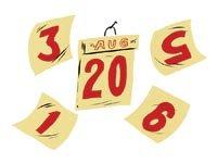 Calendario para la cirugia - Cirugía de las cataratas
