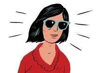 Gafas oscuras para el sol - 5 mitos sobre las cataratas