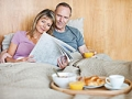 Eat breakfast in bed. 7 Things You Can Do in the Bedroom That Can Save Your Life.