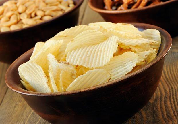 Papas fritas - 7 razones por las que estamos gordos