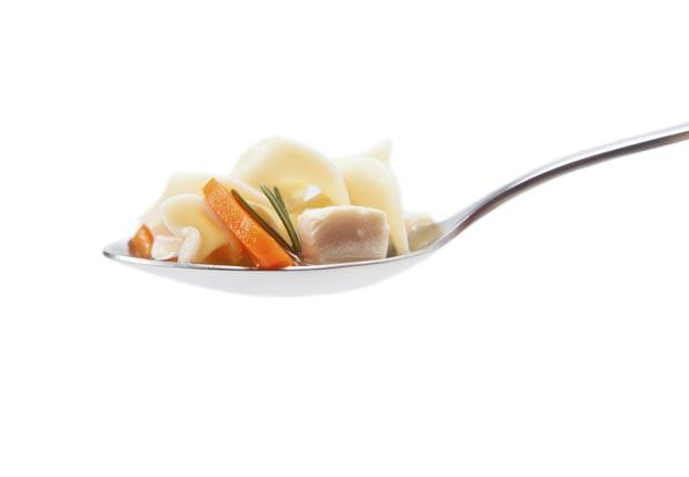 Chicken Soup, Super Foods to Fight Flu (Istockphoto)