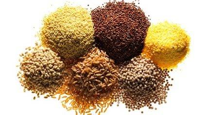 Cereales integrales - Conoce los beneficios de la quinoa, polenta, cuscus, kamut, mijo y cebada
