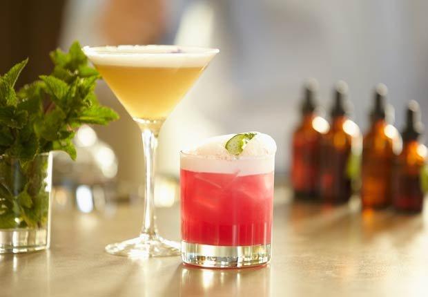 Bebidas alcohólicas - 10 Alimentos que se deben evitar con la presión arterial alta