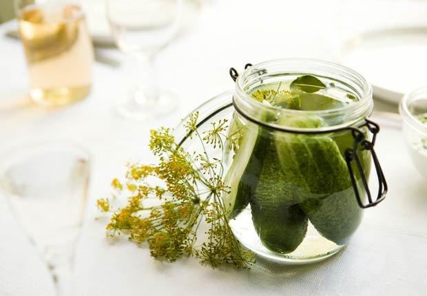 Encurtidos - Alimentos que debe evitar si tiene presión arterial alta