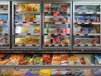 Los alimentos congelados en el supermercado - FDA apunta grasas trans en los alimentos procesados.