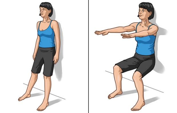 Pose sentada de yoga - Los beneficios del yoga en los 50s, 60s y 70s