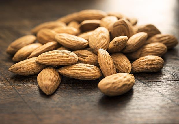 Almonds, Everyday Foods with Surprising Health Benefits (Ocean/Corbis)