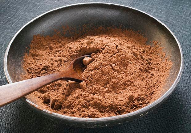 Cocoa, Everyday Foods with Surprising Health Benefits (Getty Images)