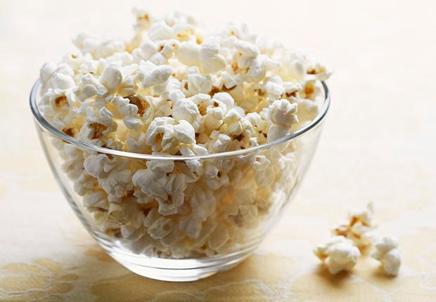Popcorn, Everyday Foods with Surprising Health Benefits (Getty Images/Fotosearch RF)
