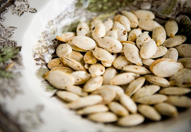 Pumpkin Seeds, Everyday Foods with Surprising Health Benefits (Jessica Peterson/Rubberball/Corbis)