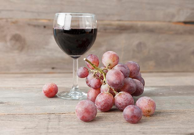 Wine, Everyday Foods with Surprising Health Benefits (Stefanie Grewel/cultura/Corbis)