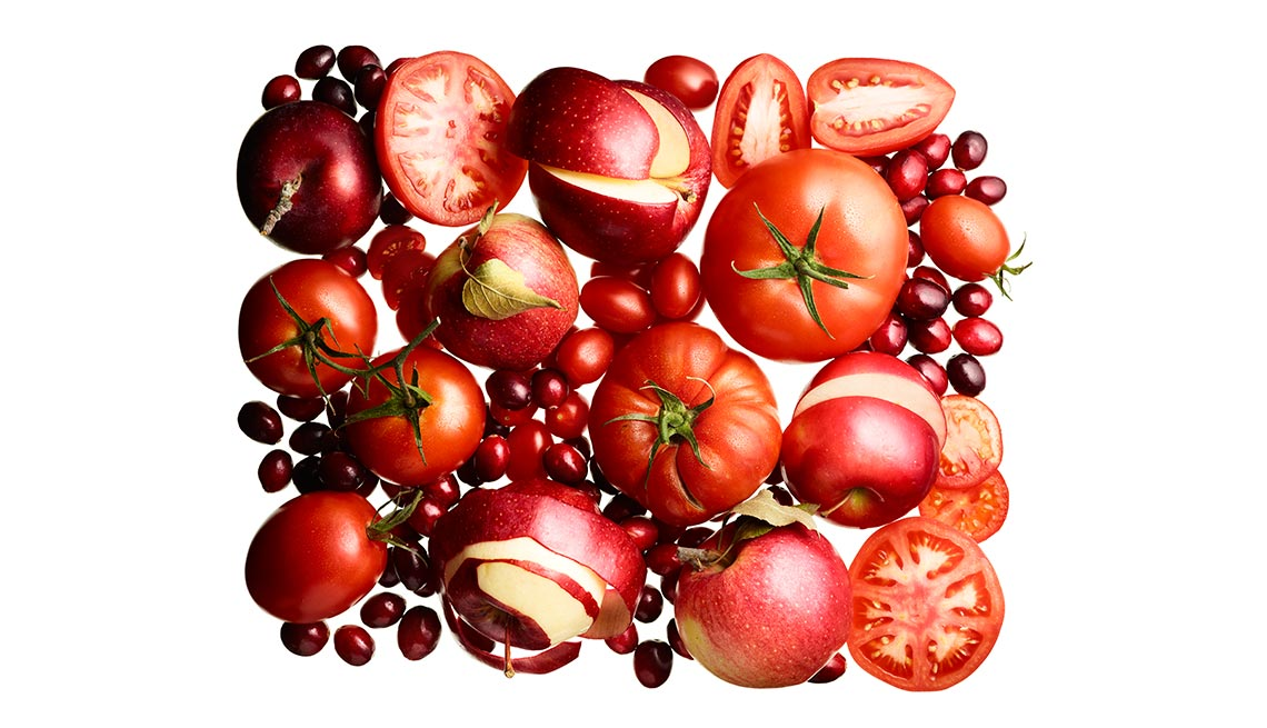 is a fruit only diet healthy red fruits