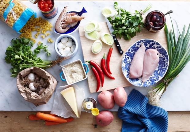 Frutas, verduras y proteínas, 10 alimentos que te hacen ver más viejo