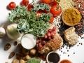 Cancer fighting foods (Kang Kim (Food Styling by Stephana Bottom))