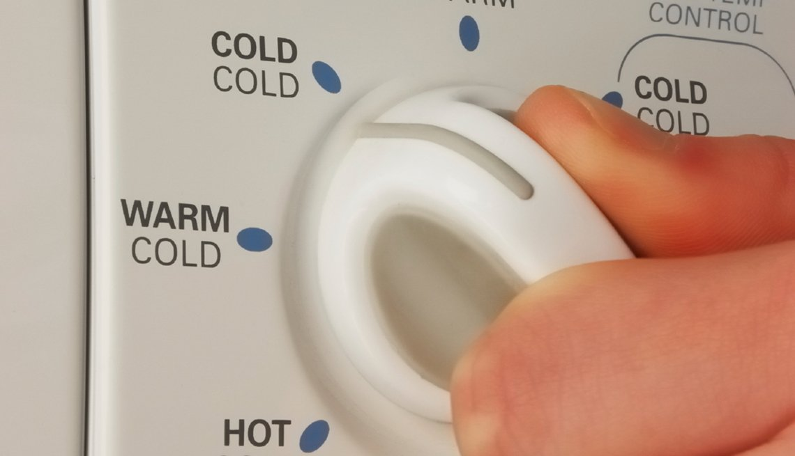 Think Again Before You Go Green, Washing in Cold Water