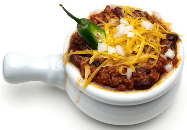 Black-Bean Chili