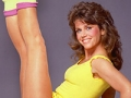 Jane Fonda brings out her first workout video, allowing people to spandex in private.