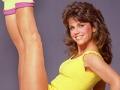 Jane Fonda lleva a cabo su primer vídeo del entrenamiento, permitiendo que la gente se ejercite en privado.