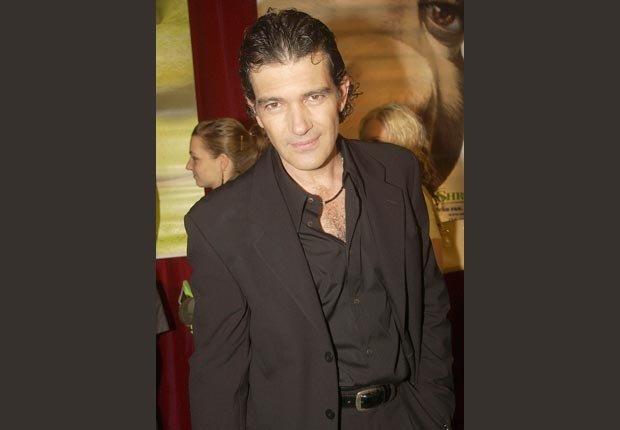 Antonio Banderas - ¿Qué hacen los famosos para mantenerse en forma y saludables?