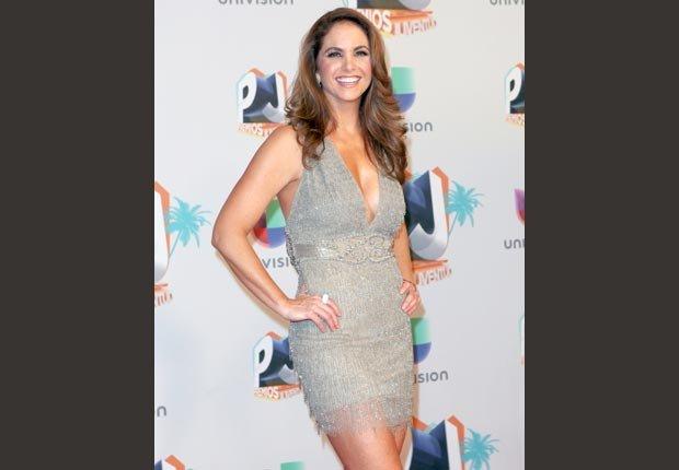 Lucero - ¿Qué hacen los famosos para mantenerse en forma y saludables?