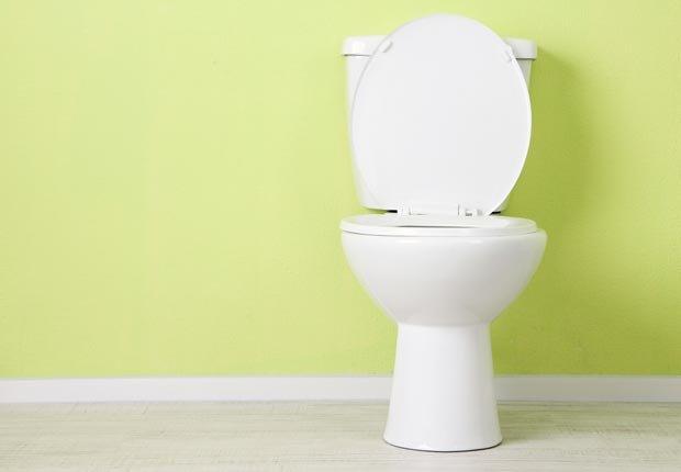 Inodoro - Su cepillo de dientes en un semillero para las bacterias?