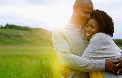 Give Someone a Squeeze.  A 10-second hug lowers blood pressure by increasing the feel-good hormone oxytocin and lowering the stress chemical cortisol, according to a new study.