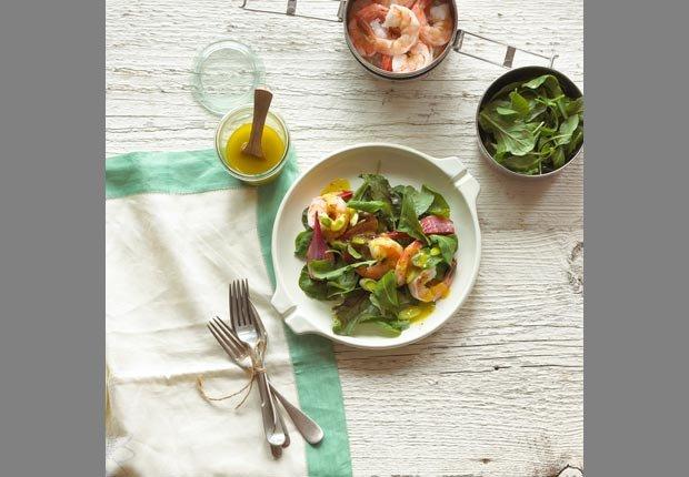 Ensalada - 10 Consejos saludables para perder peso este verano