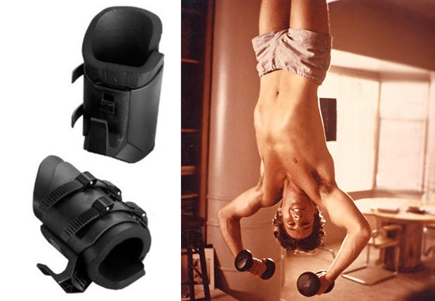 Inversion boots, Faded Boomer Fitness Fads