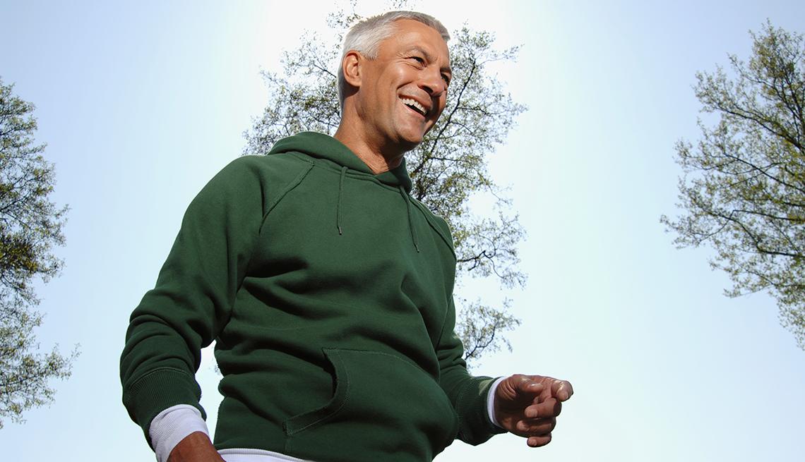 Mature Man, Running, Personal Best: My Fitness