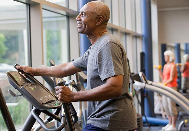 Sugar Ray Leonard fight for fitness tips legs elliptical
