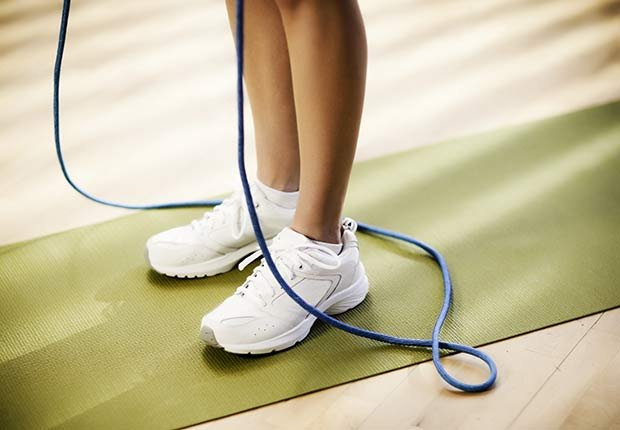 Saltar lazo - Consejos para mantenerse en forma según Sugar Ray Leonard
