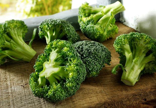 Brocoli - Alimentos para una piel más joven y saludable.