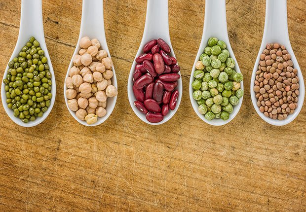 Lower dementia risk nutrition beans