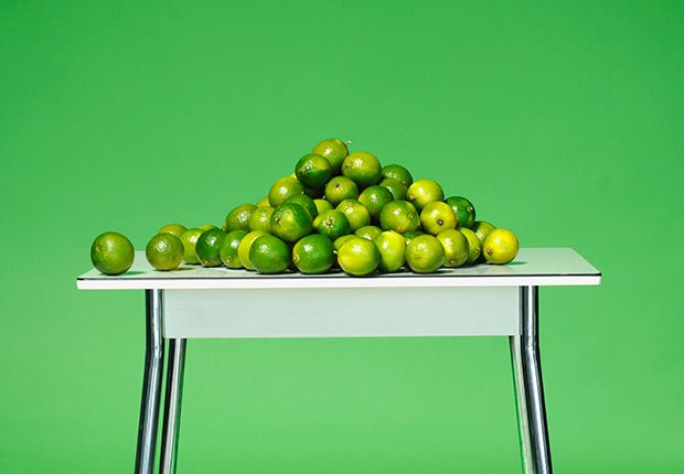 Lower dementia risk nutrition vitamin c limes