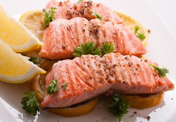 Pescado - Alimentos para una piel más joven y saludable.