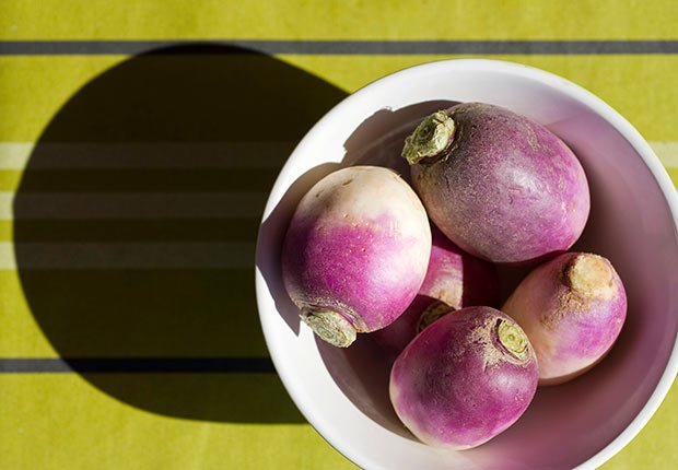 Fat Busting Fall Foods Turnips