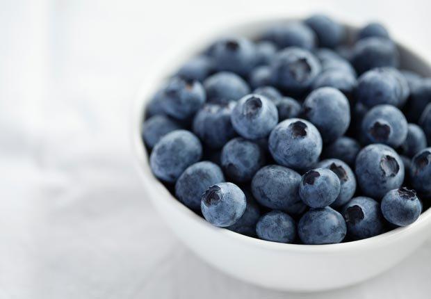 Arándolos - Alimentos saludables para su cabello
