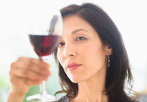 Foods that Fight Prevent Migraine Headache Red Wine ESP