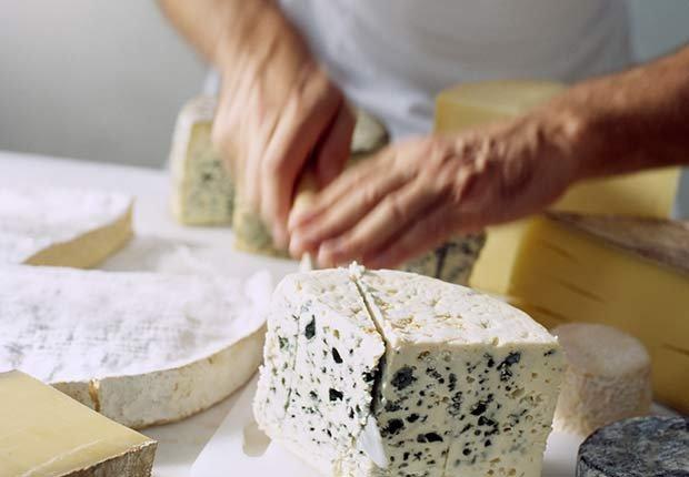 Foods that Fight Prevent Migraine Headache Blue Cheese ESP