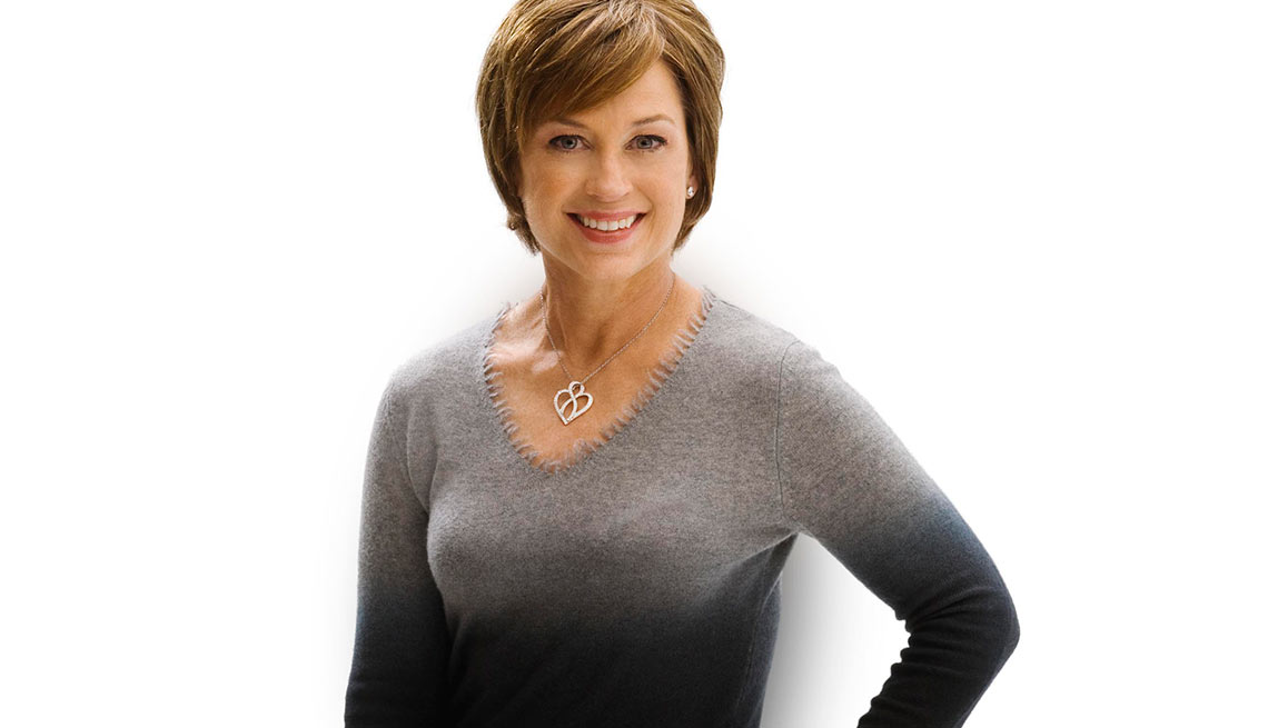 Fit & Fab Dorothy Hamill Fitness Advice Exercise
