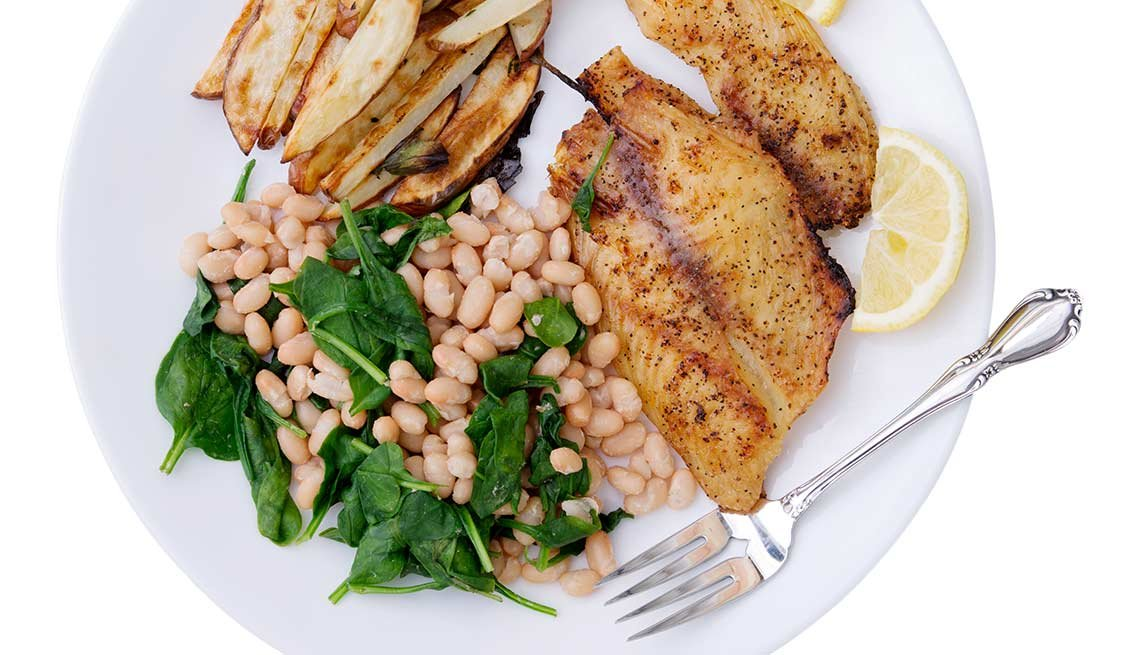 Dietary Guidelines Adults Poultry Lentils ESP